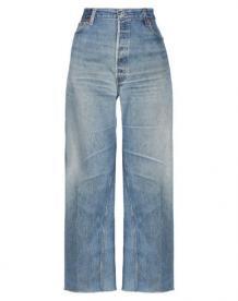 Джинсовые брюки RE/DONE with LEVI'S 42770212RL
