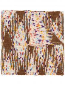 кашемировый шарф с геометричным принтом Missoni 15436407636363633263