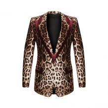 Шелковый пиджак Dolce&Gabbana 10931563