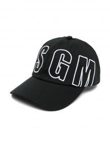кепка с логотипом Msgm Kids 16346279636363633263