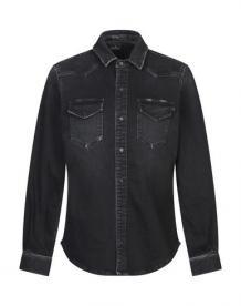 Джинсовая рубашка MARCELO BURLON 38899354ga