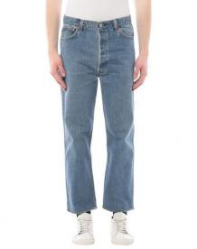 Джинсовые брюки RE/DONE with LEVI'S 42801285VV