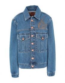 Джинсовая верхняя одежда Vivienne Westwood Anglomania 42791371mq