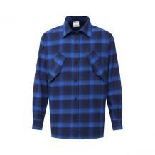 Хлопковая рубашка MARCELO BURLON 11154377