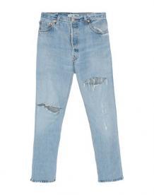 Джинсовые брюки RE/DONE with LEVI'S 42752798SN