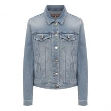 Джинсовая куртка 7 for all mankind 11576555