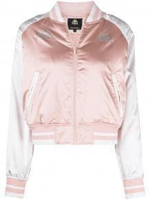 куртка-бомбер с кристаллами из коллаборации с Juicy Couture Kappa 1624006576