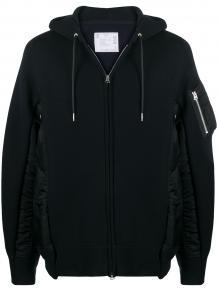 куртка с капюшоном SACAI 1553381252