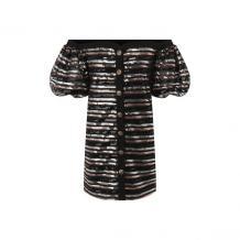 Платье с пайетками PHILOSOPHY DI LORENZO SERAFINI 10842095