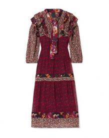 Платье длиной 3/4 Anna Sui 15022535MU