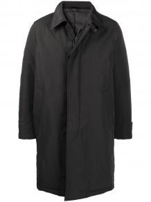 однобортное пальто длины миди Tom Ford 155194885350