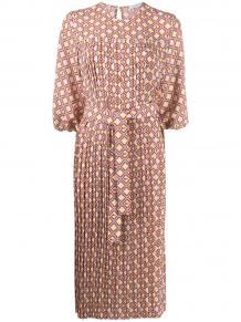 платье с геометричным принтом VIVETTA 155611965248
