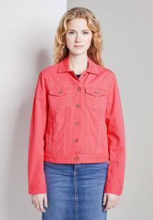 Куртка джинсовая Tom Tailor TO172EWHQOR1INXS