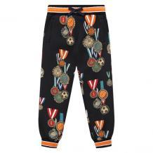 Хлопковые джоггеры Dolce&Gabbana 11426687