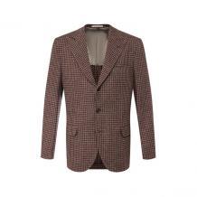 Шерстяной пиджак BRUNELLO CUCINELLI 10356950
