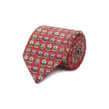 Шелковый галстук Eton 10846441