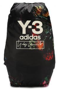 Текстильный рюкзак Y-3 10630289
