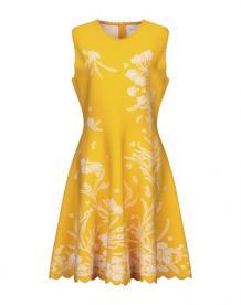 Платье до колена CAROLINA HERRERA 34997786fh