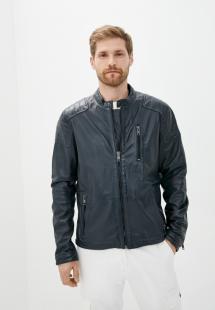 Куртка кожаная Urban Fashion for Men MP002XM0QVC2R540