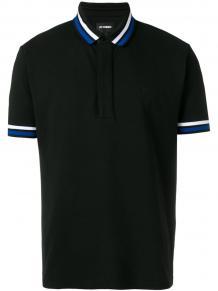 рубашка-поло в стиле casual Les Hommes 1387300076