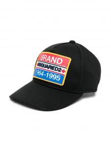 кепка с нашивкой-логотипом Dsquared2 Kids 16547436791101013283