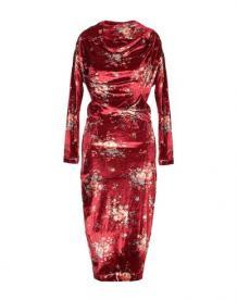 Платье длиной 3/4 ANDREAS KRONTHALER x VIVIENNE WESTWOOD 34956045ka