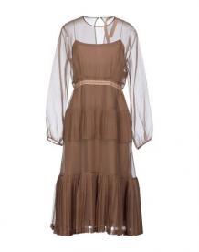 Платье до колена N° 21 34904003rp