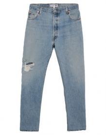 Джинсовые брюки RE/DONE with LEVI'S 42794768ET