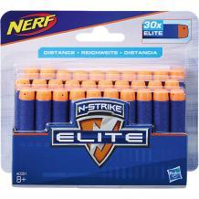 Набор стрел для бластера Nerf Элит, 30 шт. Hasbro 5160424