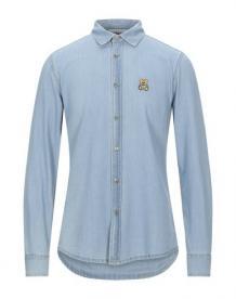 Джинсовая рубашка Love Moschino 42794746lw