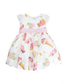 Платье Monnalisa bebe 34907309eu