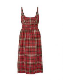 Платье длиной 3/4 EMILIA WICKSTEAD 15020469vu