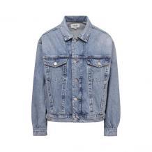 Джинсовая куртка AGOLDE 11719437