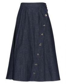 Джинсовая юбка CAROLINA HERRERA 42779835tf