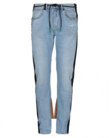Джинсовые брюки OFF-WHITE 42788352lp