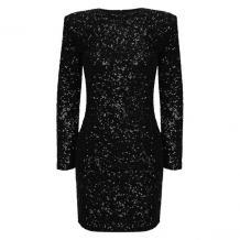 Платье с пайетками RETROFÊTE 11735066