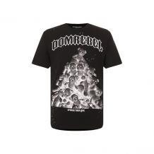 Хлопковая футболка Dom Rebel 11015112