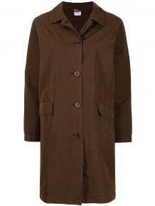 однобортное пальто ASPESI 166341565252