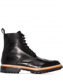 ботинки Fred на шнуровке Grenson 1453517655