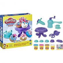 """Игровой набор Play-Doh Kithen Creations """"Выпечка и пончики"""" Hasbro 10733242"""