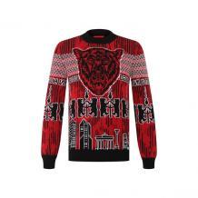 Хлопковый свитер Hugo 10641629