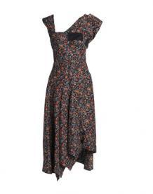 Платье длиной 3/4 Isabel Marant 15051057EQ