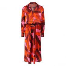 Шелковое платье Kiton 10299452