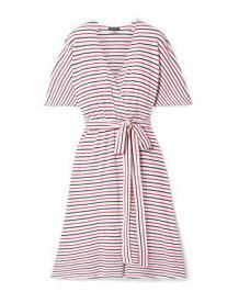 Платье до колена MDS STRIPES 15026837eq