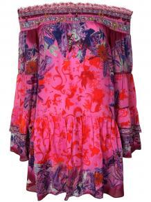платье бандо Tropic of Neon Camilla 153929428876