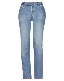 Джинсовые брюки RE/DONE with LEVI'S 42759042FF