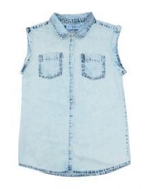 Джинсовая рубашка Harmont&Blaine 42728837PO