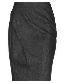 Джинсовая юбка Kiton 42721230pa