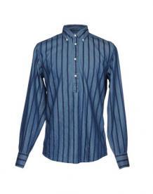 Джинсовая рубашка DEPERLU 42654545qo