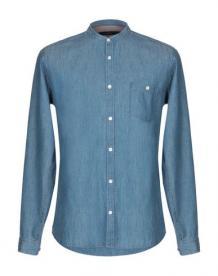 Джинсовая рубашка SUIT 42706563kw